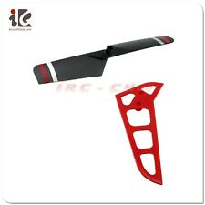 TAIL BLADE + VERTICAL BLADE FOR MJX F45 F645 RC HELICOPTER SPARE PARTS