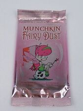 NEW Munchkin Fairy Dust Booster 1st edition Steve Jackson Games OOP