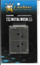 1/35th Lion Roar LE35106 Metal Engine Screen Mesh   for AFV Tiger
