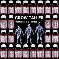 Bone growth BE TALLER SAFELY - 24 Month Course - 24 Bottles SOLD WORLDWIDE