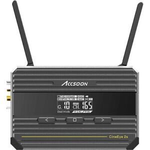 ACCSOON CineEYE 2S 5G Wireless Video Transmitter