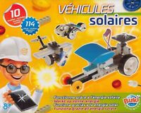 BUKI FRANCE 7340 VEICOLI A ENERGIA SOLARE - COSTRUZIONI BUKI SCIENCES SOLAIRES
