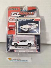 Greenlight GL Muscle * 2010 Dodge Challenger R/T * WHITE * N24