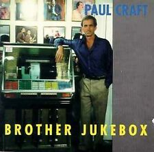 Paul Craft Brother Jukebox CD LIKE NEW 1998 Strictly Country Records