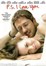 P.S. I Love You (Full / Widescreen DVD) NEW Gerard Butler, Hilary Swank *PG-13*