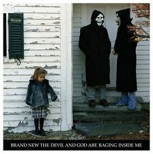 Devil & God Are Raging Inside Me - Brand New (2006, CD NEUF)