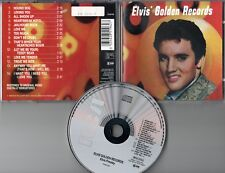 Elvis Presley  CD  ELVIS GOLDEN RECORDS     (c)  1958  RCA