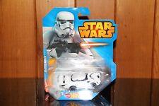 2014 Hot Wheels Disney STAR WARS #8 Stormtrooper