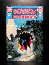 COMICS: DC: The Phantom Stranger #22 (vol 2, 1972), 1st Dark Circle app - RARE