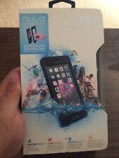LifeProof nuud Waterproof Water Dust Proof Hard Case for iPhone 6 Plus (Black)