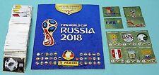 Panini WM 2018 Sticker 50 aussuchen auch Glitzer McDonald's NEU Topzustand