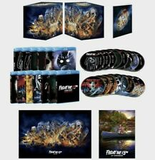 Friday The 13th Collection Deluxe Edition Box Lot (Blu-ray+Extras) PRE-ORDER
