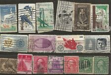 Sale of US Stamps --- USED
