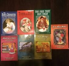 CHARACTER CLASSIC 7 BOOK SET BRAND NEW! Tiger and Tom and 6 more titles.