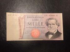 BANCONOTA 1000 lire VERDI 2° TIPO  30/05/1981   QUASI FDS NON CIRCOLATO