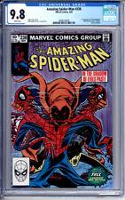 AMAZING SPIDER-MAN #238 CGC 9.8 WHITE PAGES 1st HOBGOBLIN W/TATTOOZ 1983