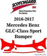 3M Scotchgard Paint Film Pro Series 2016 2017 Mercedes Benz GLC-Class Sport