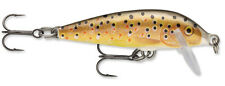 "RAPALA COUNTDOWN CD3 BALSA WOOD CRANKBAIT 1 1/2"" (3.8 CM) select colors"