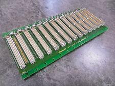 USED Schroff 60800-424 14 Slot VME I/O Bus Backplane Board