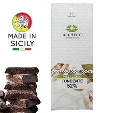 Chocolat de Modica Pistache 100g - Uccaruci - Offre 5 Pezzi