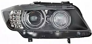 HELLA Bi-Xenon LED Headlight Right Fits BMW E91 E90 Sedan Wagon 7240262