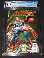 Action Comics #49 (2016) Neal Adams Variant Cover CGC 9.8 DC Comics EH267
