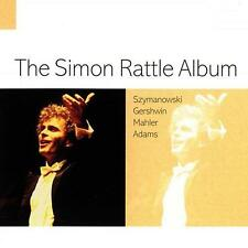 THE SIMON RATTLE ALBUM – HMV CD (2001) WALTON SIBELIUS NIELSEN MAHLER JANACEK ++