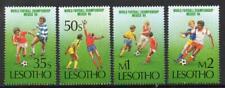 Lesotho MNH 1986 Football World Cup