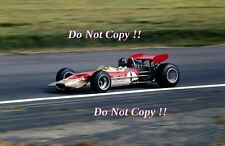 Graham Hill Gold Leaf Team Lotus 49B British Grand Prix 1969 Photograph 1