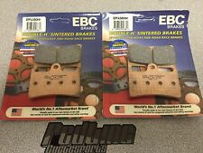EBC Extreme Pro Brake Pad Set for Yamaha R6 R1 FZ1 EPFA380HH