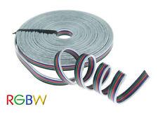 Kabel RGBW Led Strip Anschlusskabel 5Pin adrig Datenkabel  Verbindungskabel