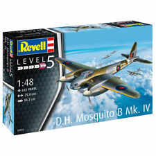 REVELL D.H. Mosquito Bomber 1:48 Aircraft Model Kit 03923