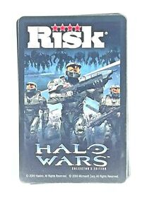 Risk Halo Wars Collector Edition: All 42 Cards