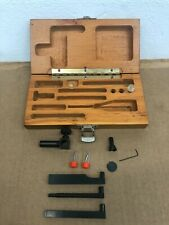 Brown Amp Sharpe Dial Indicator Accessories And Wood Box Only