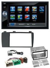 Blaupunkt SD Bluetooth 2DIN MP3 USB AUX Autoradio für Volvo S60 V70 XC70 04-09