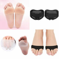 Gel Ball of Foot Insoles Forefoot Pads Breathable Cushion Pain Relief Pads Cheap