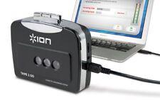 Ion audio Tape 2 Go - reproductor de cassettes Portátil y conversor digital p...