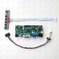 "For B156XTN02 B156XW04 15.6"" 1366*768 WLED LVDS 40-pin LCD screen controller kit"