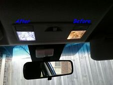 Mazda 6 and Mazda 3 2003 to 2009 Map Light LED Premium upgrade kit ULTRA WHITE
