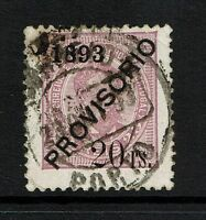Portugal SC# 91, Used, Hinge Remnant - Lot 073017
