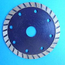 """4"""" turbo diamond saw blade cutting granite concrete masonry"""
