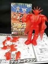 Getter Dragon Super Robot Wars 1999 Banpresto Model Kit Figure getta Bandai