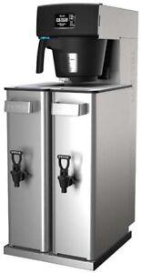 Fetco TBS-2121XTS Twin 3.5 Gallon Iced Tea Brewer T212101**NEW**