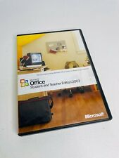 More details for microsoft office 2003 student & teacher edition - complete - good condition