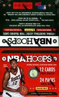 2014/15 Panini NBA Hoops Basketball Factory Sealed Hobby Box