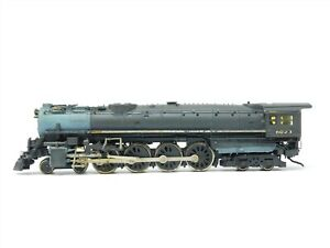 HO Scale Bachmann NYC New York Central 4-8-4 Steam #6023 Custom - Does Not Run