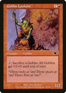 Goblin Lookout | MtG Magic Legions | English | Lightly Played