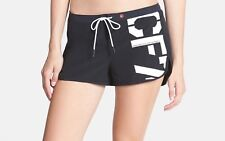 REEBOK CROSSFIT RECYCLED WOVEN WOMENS TRAINING SHORTS Black