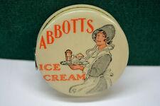 "Abbott's Ice Cream Cloth Tape Measure, 48"", Form Good Habits- Order Abbott's"