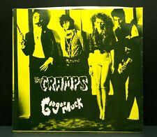 "THE CRAMPS Goo Goo Muck 7"" Vinyl 45 UNPLAYED USA 1981 '3 Sided' Sleeve"